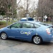 Self Driving Cars Google Blue