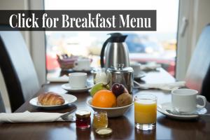 Ellan Vannin Breakfast Menu
